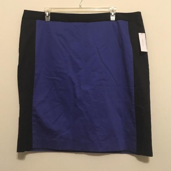 98867d538c4 NWT Liz Claiborne Plus Size Pencil Skirt - 22W
